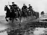 Galloping Artillery Photographic Print