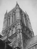 Lincoln Cathedral Photographic Print