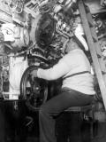 Submarine Control Photographic Print