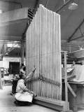 Organ Pipes Photographic Print