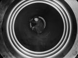 Inside a Gun Photographic Print