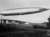 Graf Zeppelin Photographic Print