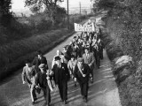 Jarrow Crusade Photographic Print