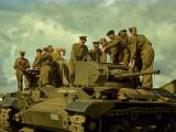 Tank Inspection Photographic Print