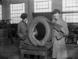 Tyre Test Photographic Print