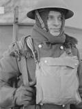 Rasc Soldier Photographic Print