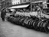 Bicycle Demand Photographic Print