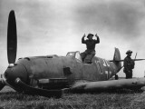 Guarding Plane Photographic Print