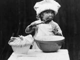 Young Chef Photographic Print