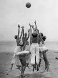 Beachball Photographic Print