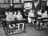 Smallest School Fotografie-Druck