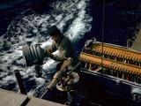 War at Sea Photographic Print