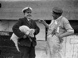 Naval Pig Photographic Print