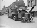 Pickfords Truck Photographic Print