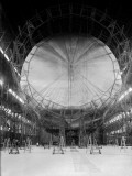 R 101 Airship Photographic Print