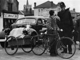 Bicycle Cargo Photographic Print