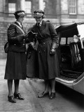 Policewomen Photographic Print