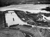 Cardiff Docks Photographic Print