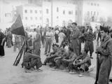 Militia Men Photographic Print