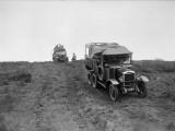 Troop Trucks Photographic Print