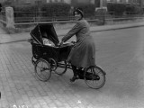Cyclepram Photographic Print