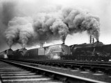 Steam Engines Photographic Print