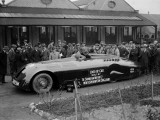 Sunbeam Racer Photographic Print