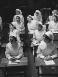 Nurse Class Fotografie-Druck