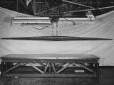 Model Bomber Photographic Print
