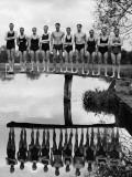 In the Swim Photographic Print