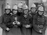 Fire Brigade Photographic Print