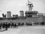 French Navy Photographic Print