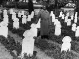 War Cemetery Photographic Print