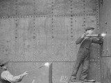 Riveters Photographic Print