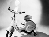 Moped Photographic Print by Chaloner Woods