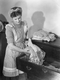 Laundry Day Photographic Print by Chaloner Woods