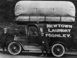 Laundry Van Photographic Print by Chaloner Woods
