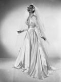 White Wedding Photographic Print by Chaloner Woods