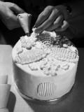 Wedding Cake Photographic Print by Chaloner Woods