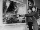 War Art Photographic Print