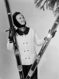 Ski Fashion Photographic Print by Chaloner Woods