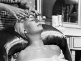 Face Massage Photographic Print by Chaloner Woods