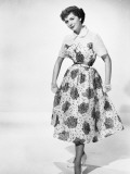 Fifties Fashion Photographic Print by Chaloner Woods