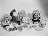 Xmas Hamper Photographic Print by Chaloner Woods