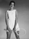Virginia Wade Photographic Print by Chaloner Woods