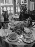 Breakfast Table Photographic Print by Chaloner Woods
