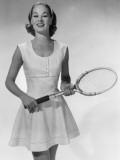 Anyone For Tennis Photographic Print by Chaloner Woods