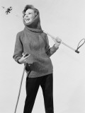 Ski Knitwear Photographic Print by Chaloner Woods