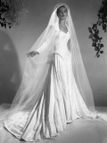 Wedding Dress Photographic Print by Chaloner Woods