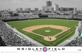 Cubs - Wrigley Field 08 Posters